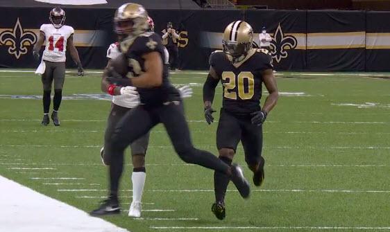 not close  #GoBucs vs. #Saints #TBvsNO #WhoDat #WhoDatNation  #NFL #NFLPlayoffs #NFLDivisional #NFLonFox
