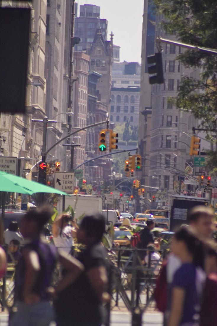 #Life in our growing #cities must be #livable. This includes #healthy #living and #sustainability. #City #NYC #NY #NewYork #USA #Broadway