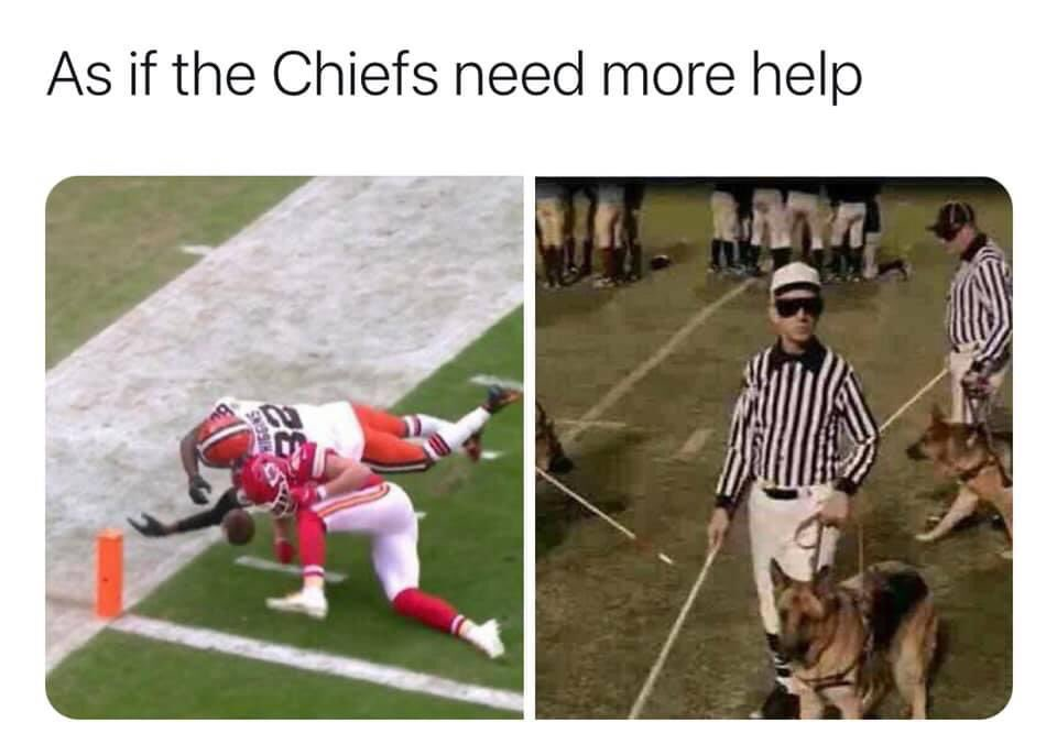 Btw the missed call I mentioned #Browns #CLEvsKC #ClevelandBrowns #ClevelandAgainstTheWorld #ClevelandVsTheWorld