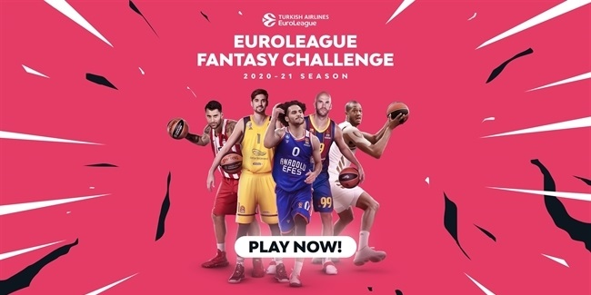 "The season's 20th winner in EuroLeague Fantasy Challenge is Pablo Gonzalez of Spain, whose team ""Pablo 3"" beat everyone else in Round 20 with a score of 222.4. #turkishairlines"