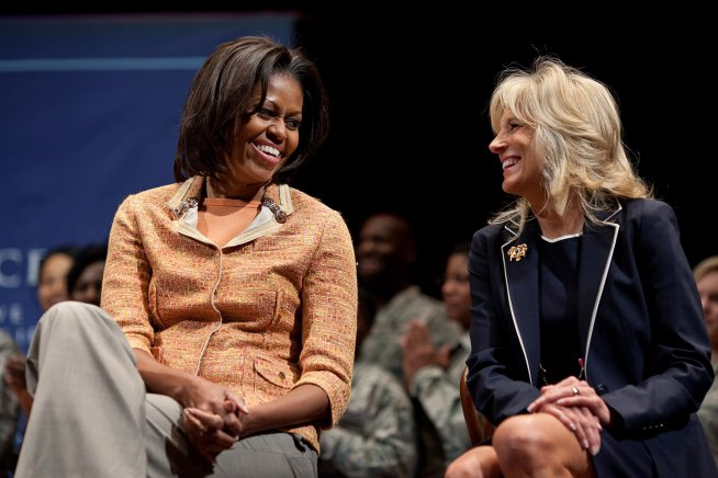 Happy Birthday, @MichelleObama ❤️