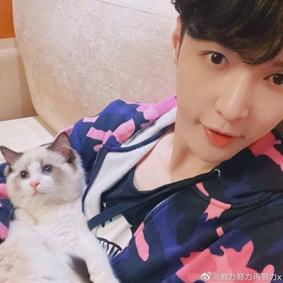 Replying to @zyxarchive: Happy Lulu day!!! Today is this baby birthday 💖  @layzhang