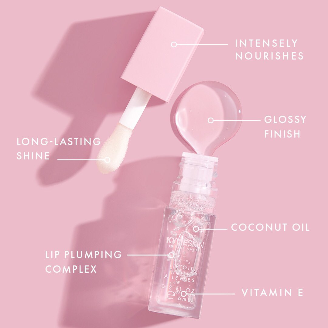 Why we 💖 our new vegan Lip Oil! 💋 This Lip Oil leaves your lips looking and feeling intensely hydrated, glossy and naturally plumped. 💫 1/19 on