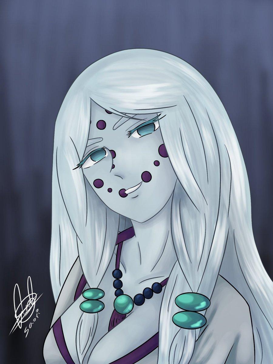 #DemonSlayer #kimetsunoyaiba #MadreAraña #anime   ✨💙 Segundo dibujo del #SixFanarts