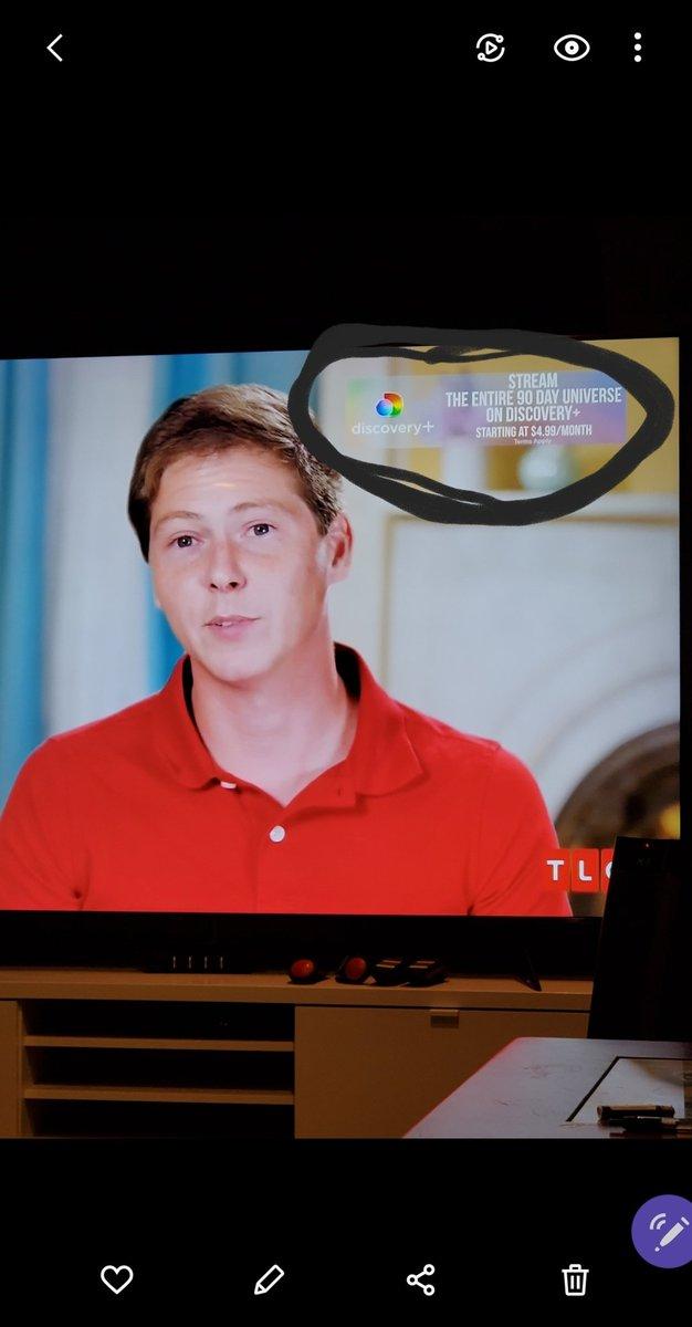 Get that damn advertisement off my tv @TLC  #90DayFiance