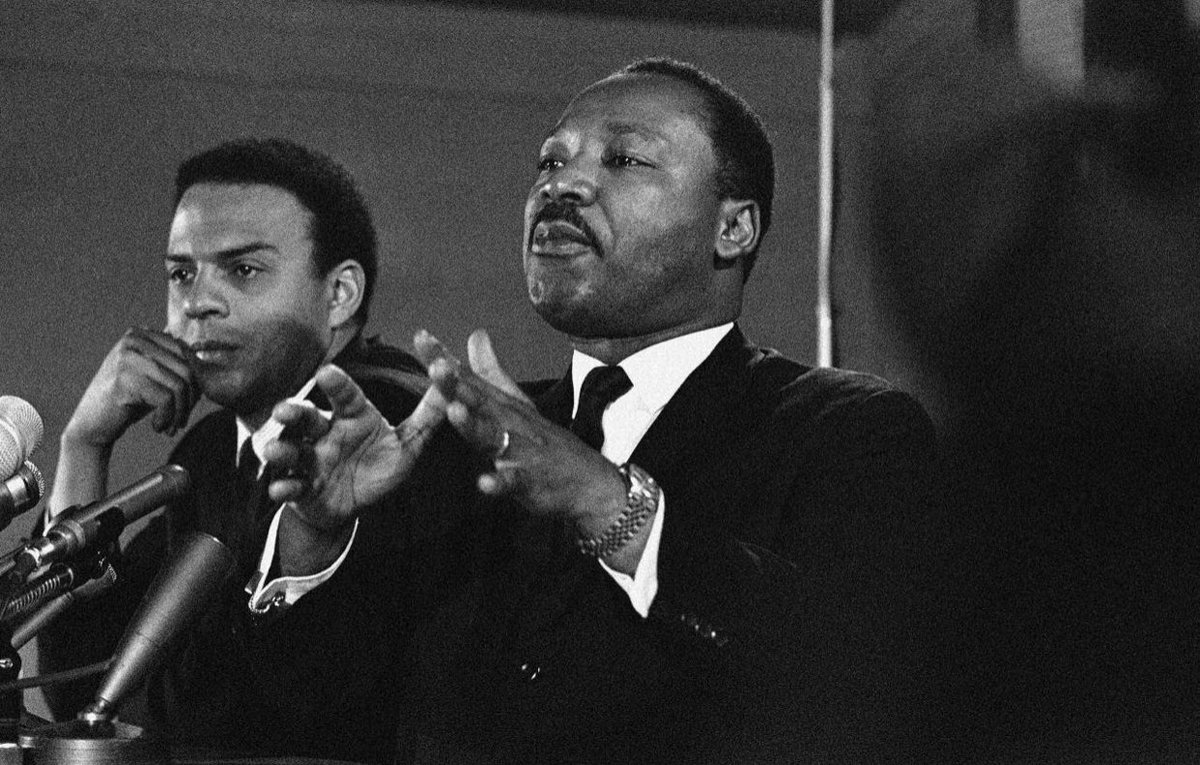 "test Twitter Media - #MartinLutherKingDay    Must watching: Civil Rights  leader #AndrewYoung: ""I don't think I ever saw Martin Luther King get angry""  Young helped draft the Civil Rights Act & the Voting Rights Act of 1965 @CBSNews   https://t.co/TGX4RNt04k https://t.co/boICjBYL2I"