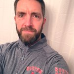 Image for the Tweet beginning: Birthday gift: New pullover. #GoSox