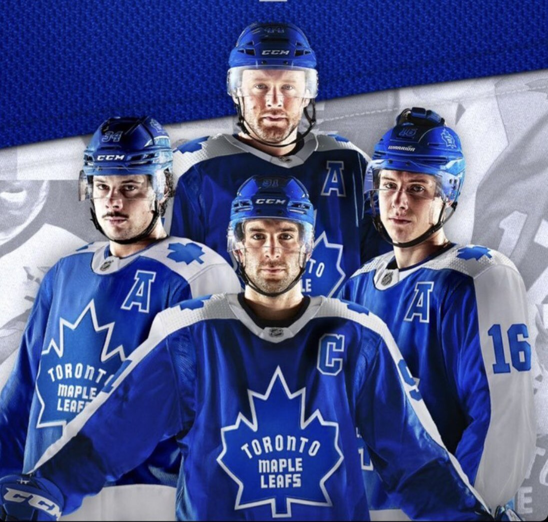 Per @sunhornby   The #Leafs will be wearing their Retro Reverse jerseys  Jan. 30 at Oilers Feb. 6 vs. Canucks Feb. 24 vs. Flames March 9 vs. Jets  They will be wearing their St. Patricks jerseys  March 14 at Senators March 19 vs. Flames  #LeafsForever #GoLeafsGo  #HockeyTwitter