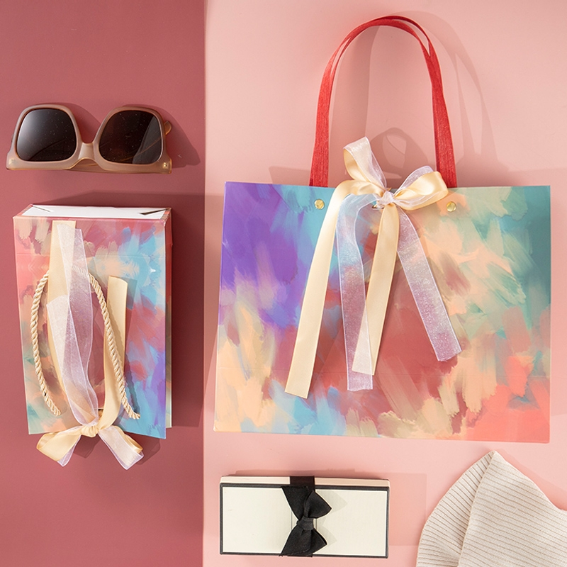 Colorful life,Colorful style...🌈  Welcome to Jialan Package!🛍️  Web:  WhatsApp: +86 15594786050 E-mail: hans@jialanpackage.com #designtwitter #DesignerFashion #DesignThinking #bag #bags #paperbag #giftideas #ColorfieldPainting