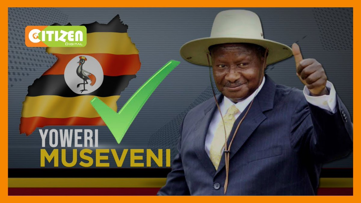 #Uganda's long-time President #YoweriMuseveni has been re-elected, electoral officials say, amid accusations of vote fraud by his main rival #BobiWine .