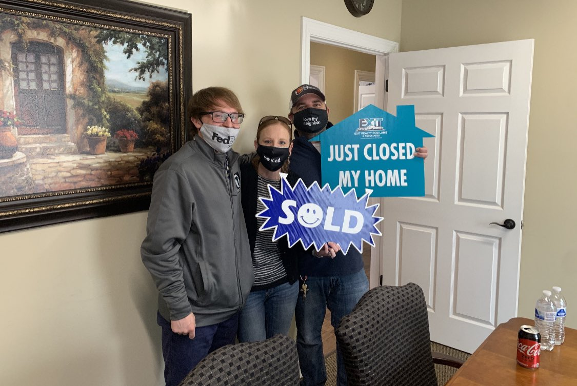 I have sold the first house of the year!I saved my clients $14,000.00 let me know what I can do to help.  #realtor #exitrealty #exitrealtyboblambandassociates #realtorlife #lifeofarealtor #taberteam #buywithpewpew #cookeville #housesoldincookeville