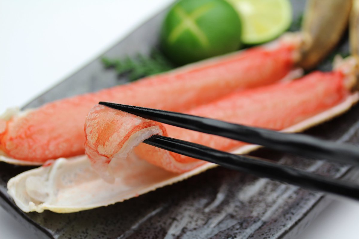🦀越前かに職人 甲羅組(公式)🦀 蟹ときどきいくらの人🦀🔴さんの投稿画像