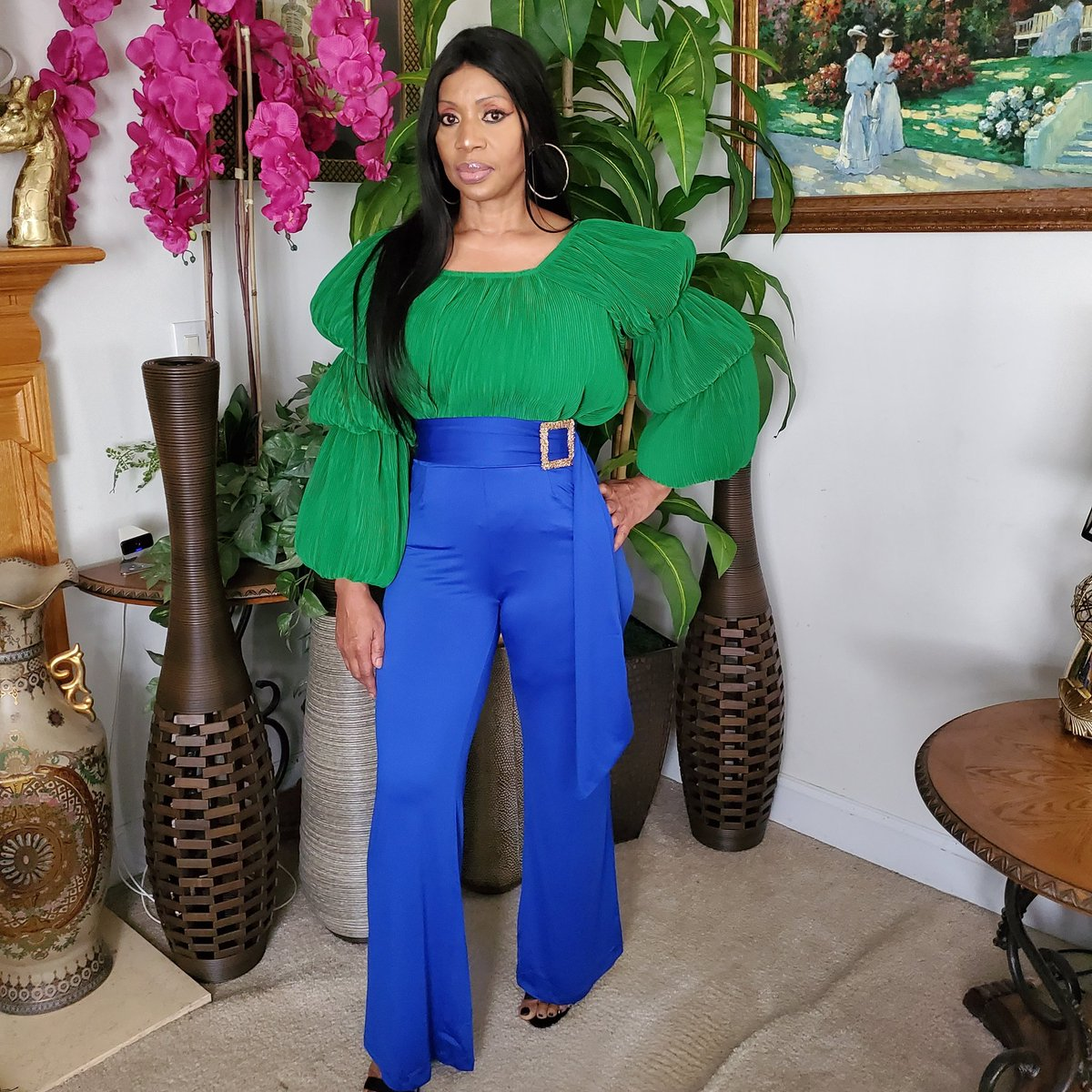 Turn Heads In Our Dandie top And Brooklyn Pants!  Click Here To Purchase     #fashion #tops #Pants #BlackOwned #share #Repost #viral #viralvideo #style #OutfitOfTheDay #Trending #beauty #ad #Tbt #trends #shoplocal #Facebook #fanart