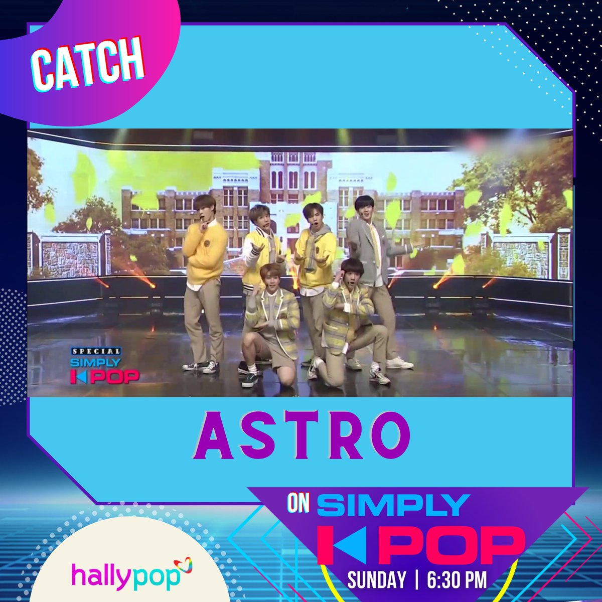 AROHAs where you at? See you tomorrow on #SimplyKPop!
