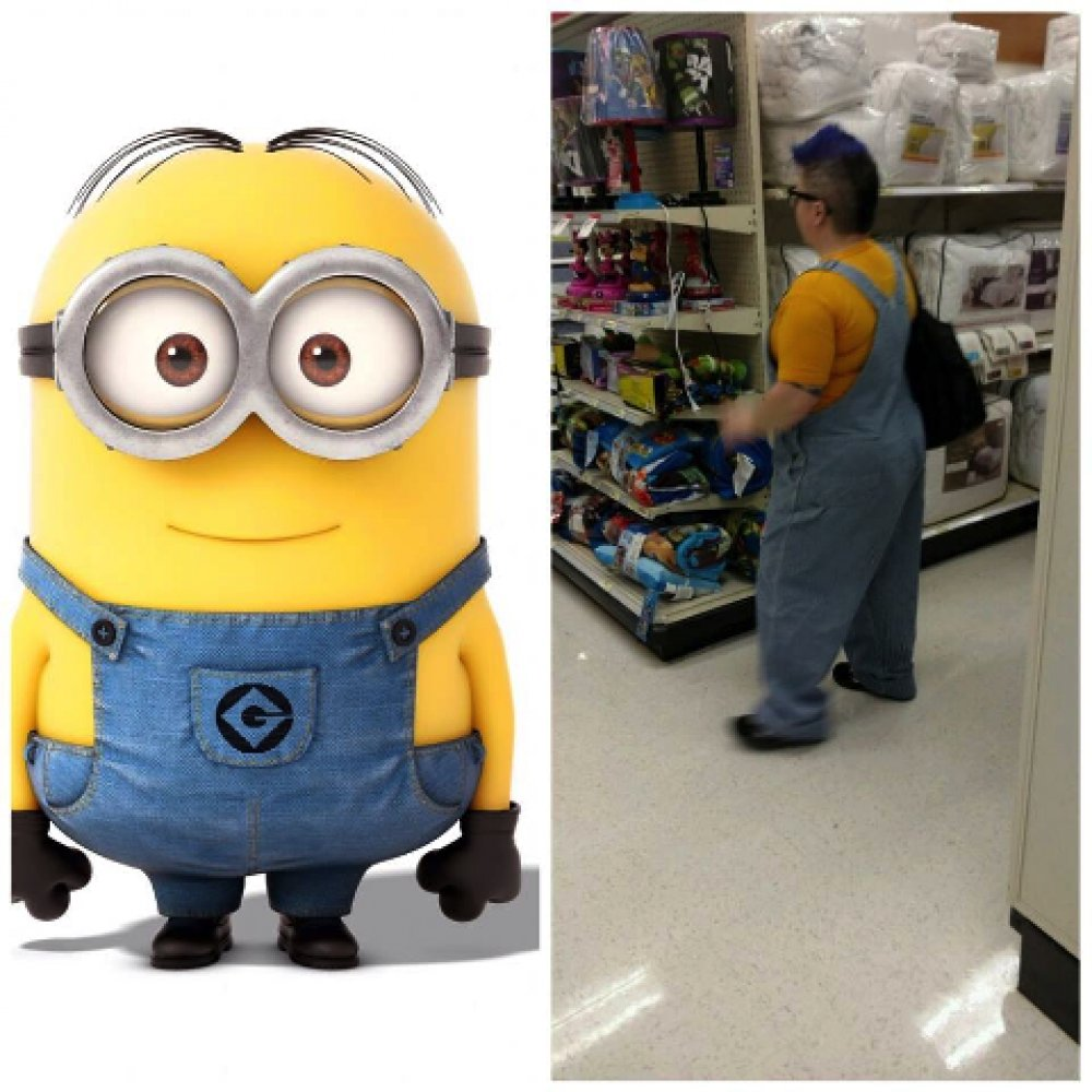 Oh just take a look at this!  Love Minions? Visit us:   #lovelymoment #SMEUK #love