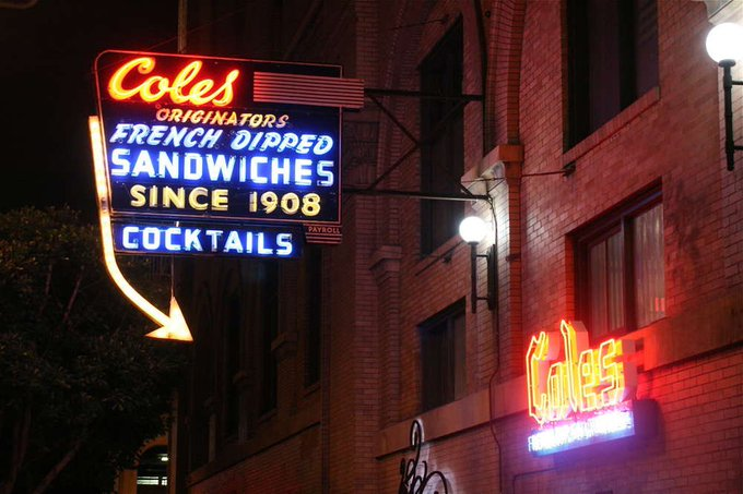 Pittsburgh is really lacking in the French dip department. I'm going to open a Cole's East in my retirement