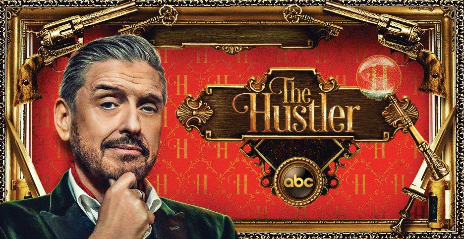 "Watching @TheHustlerABC w/ @CraigyFerg: S01 E03 - ""The Ultimate Game of Deception""  on @hulu!  @ABCNetwork #TV #GameShows #Trivia #TheHustler #LATE #aWeekLate #StayHome #AloneTogether #ABC #hulu"