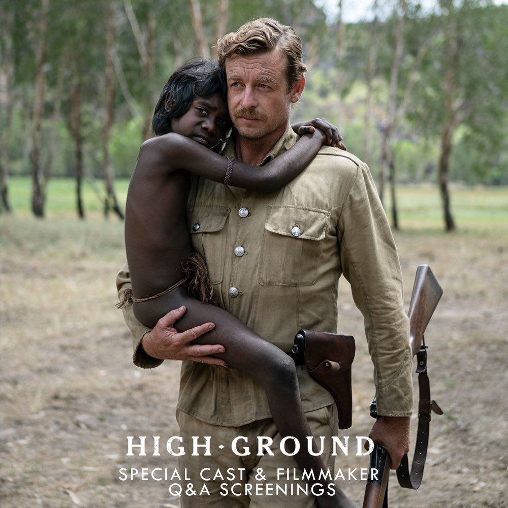 Be the first to see #HighGroundFilm at one of these special Cast & Filmmaker Q&A event screenings 🎟 Tix selling fast. Find cinemas and book now at