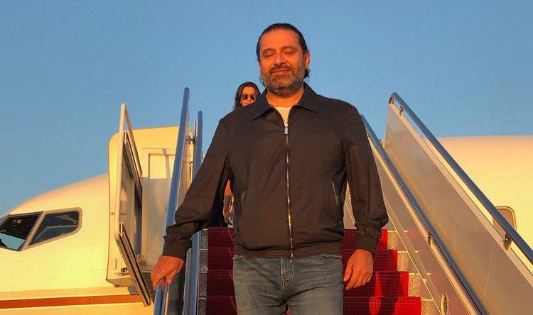 """""""بيكار"""" زيارات #الحريري يتوسّع لعدّة دول عربيّة وغربيّة"""