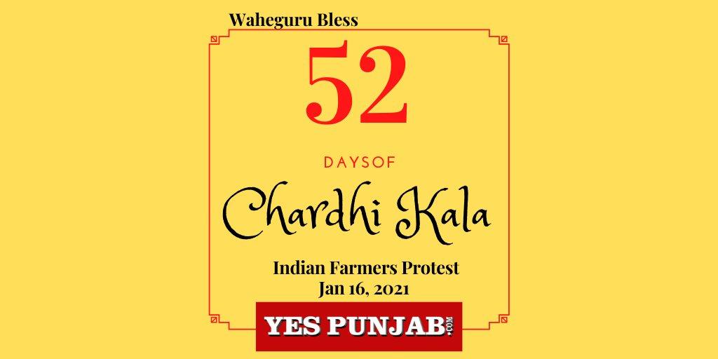 #Waheguru #WaheguruJI #WaheguruBless #52ndDay #Day52 #FarmersProtest #IndianFarmersProtest #KisanSangharsh #KisanMazdoorEktaZindabad #Kisan #KisanEktaZindabad #KisanAndolan #Farmers #FarmLaws #DelhiBorders #KisanMorcha