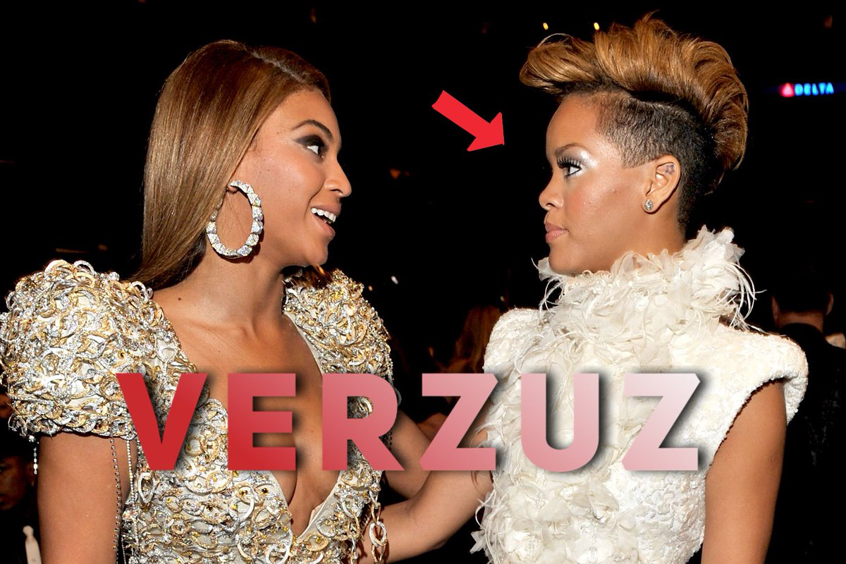 New video is live fam #beyonce #Rihanna #verzuz  🖖🏿💥 Beyoncé vs Rihanna VERZUZ BATTLE - Round 2   Reaction Video