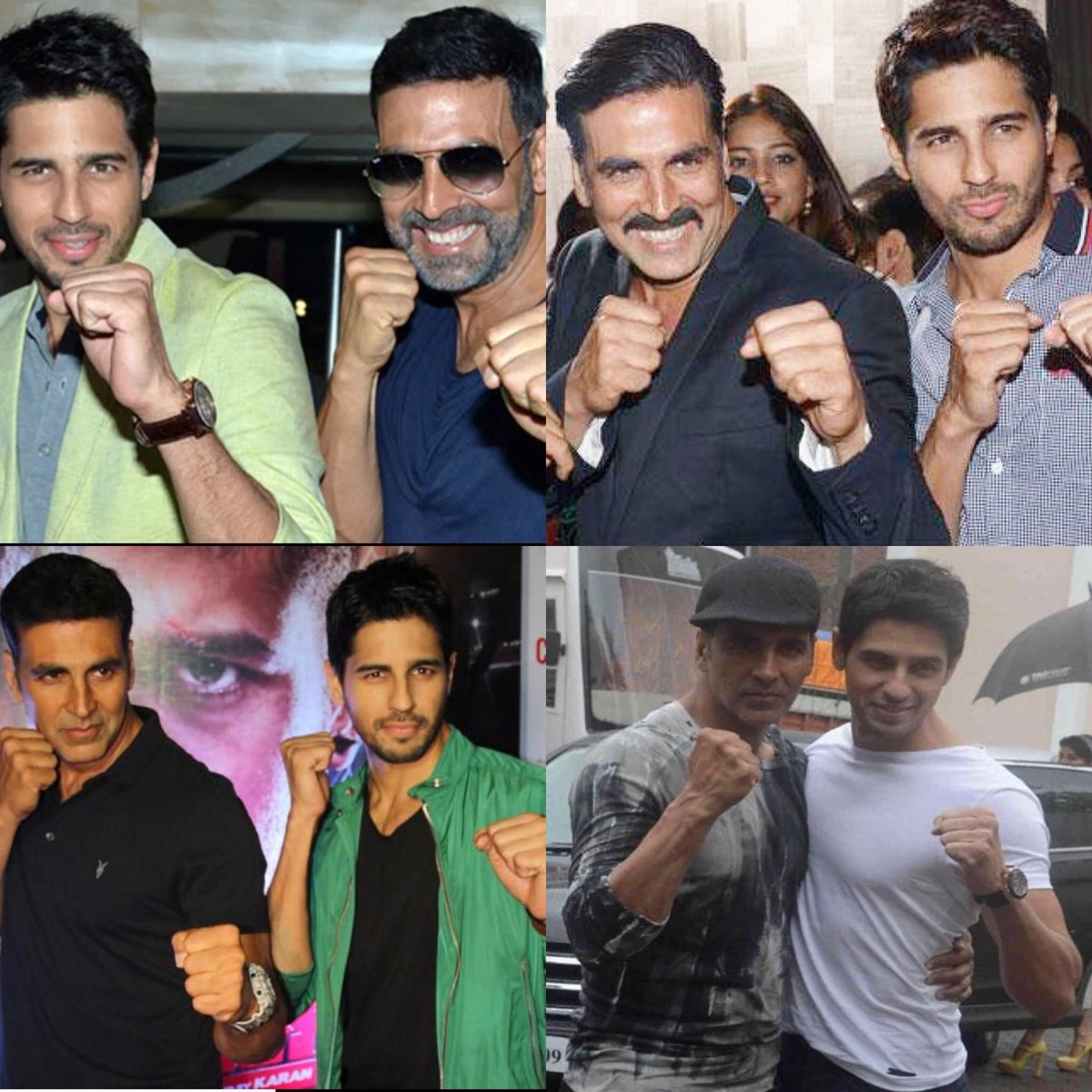 Seems like we need to meet soon to strike a new pose, until then wishing you a power-packed year! Happy birthday brother 🤗 @SidMalhotra