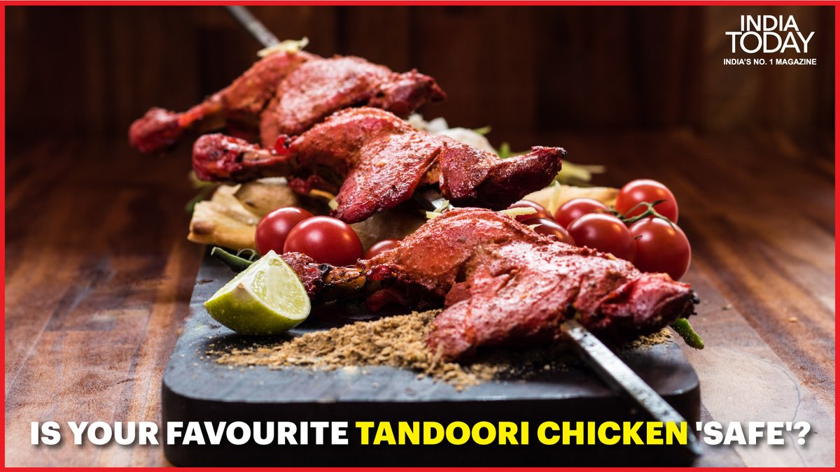 You might want to click  before you order your food! #BirdFlu #TandooriChicken #IndiaTodayMagazine