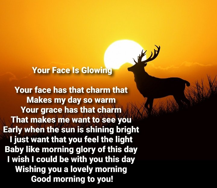 #GoodMorningTwitterWorld #GoodMorning #GoodMorningPoem #PragayaJawsayal #Glowing #Sun #Brightness #Arnab --- made by @SAMSUNGINDIAN