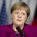 Image for the Tweet beginning: Меркель назвала самый серьезный вызов