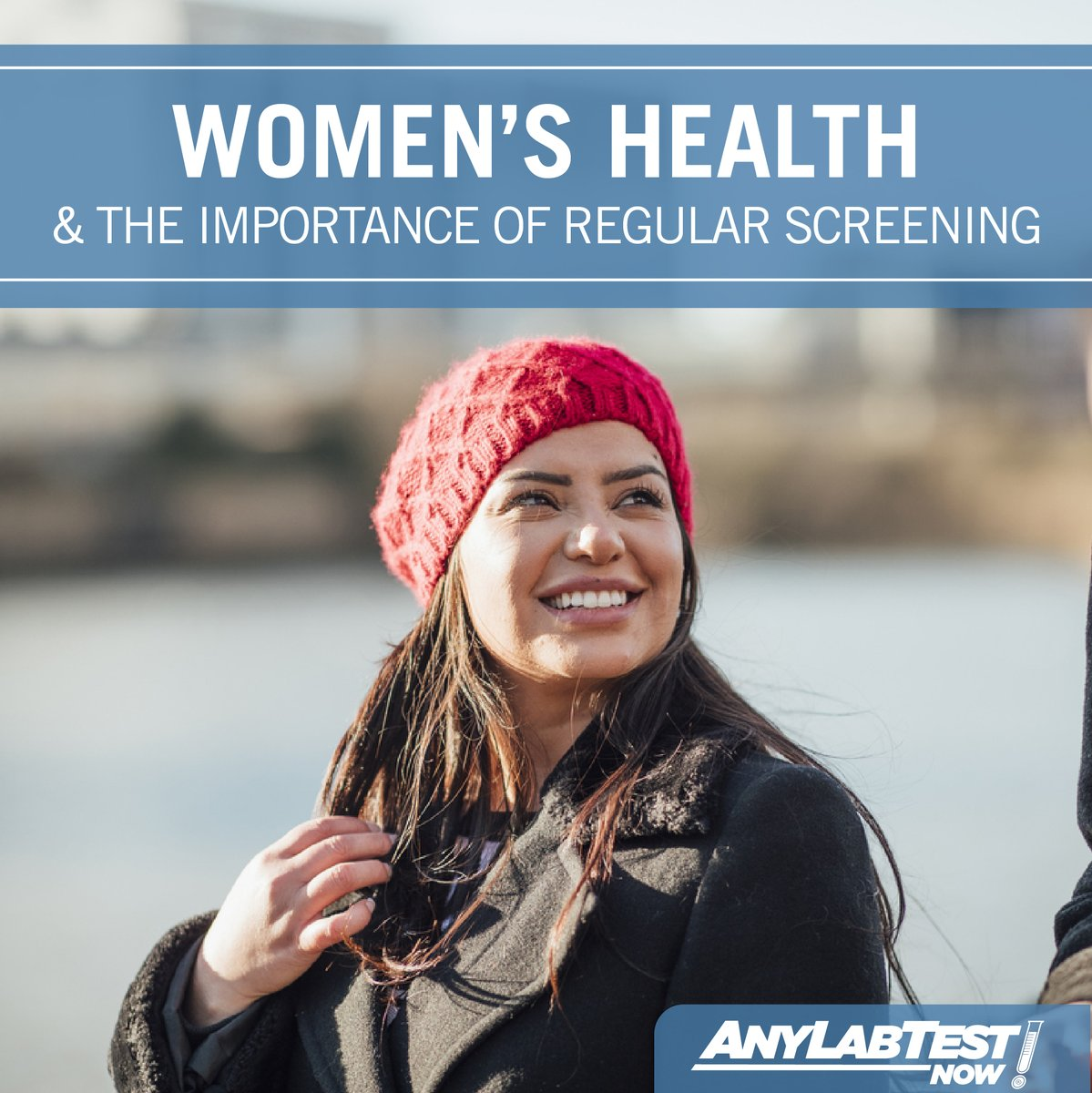 Your #health should be a top priority going into the #NewYear. Educate yourself on the importance of regular screening during Cervical Health Awareness Month. Visit our website to see the tests we offer! #cervicalcancer #ALTN