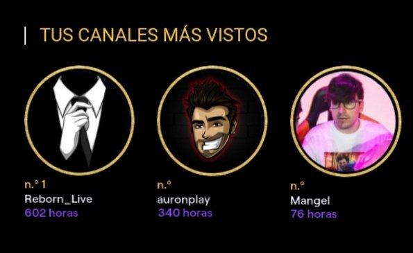 Que no se note que SpainRp y Karmanland consumió parte de mi vida este 2020 y también que Reborn, Auron y Mangel son los culpables de ello🥺💜 #TwitchRecap
