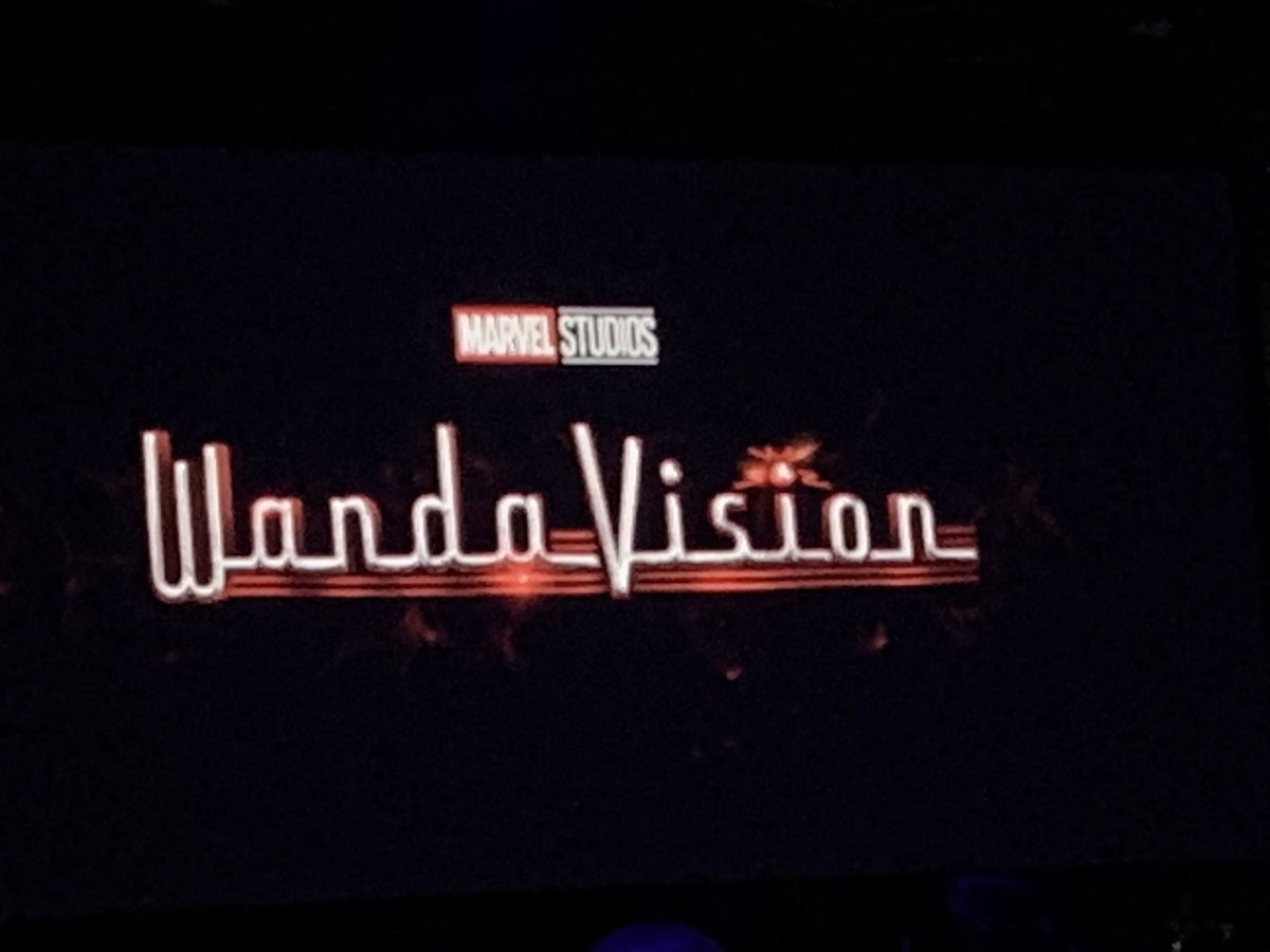 as in... august 23, 2019?? d23 disney+ panel???   #wandavision #wandavisionspoilers