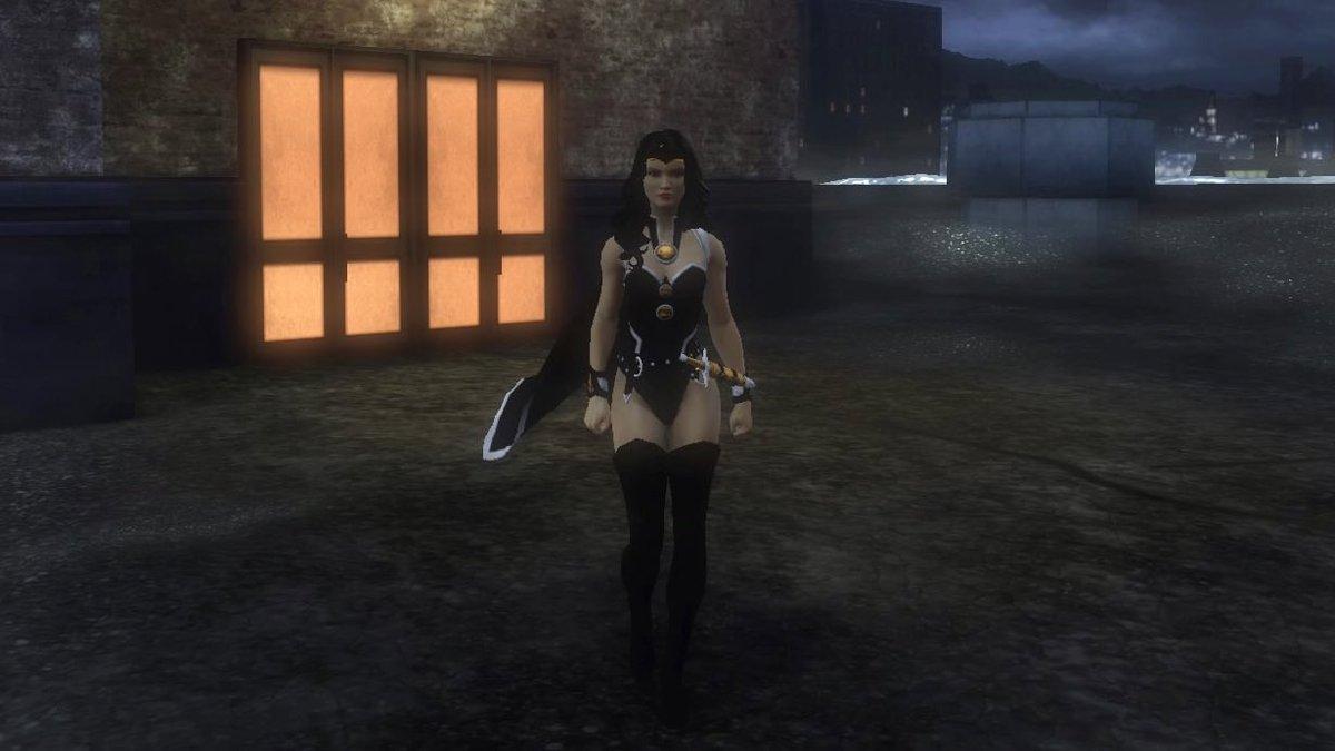 Dcuo Zatanna
