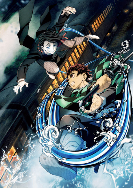 Demon Slayer: Kimetsu no Yaiba Mugen Train Arc Movie will come to North America in early 2021 in both Sub and Dub!!  More information:   #鬼滅の刃 #DemonSlayer #kimetsunoyaiba #DemonSlayertheMovieMugenTrain