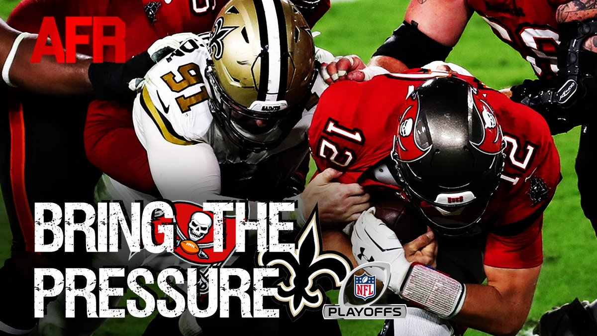 ⚜️KEYS TO VICTORY🏴☠️  🏈Why the #Saints will dominate the #Buccaneers inside the trenches.🏈  ⛳️ Presented by @BRECParks   FULL BREAKDOWN👇 📺
