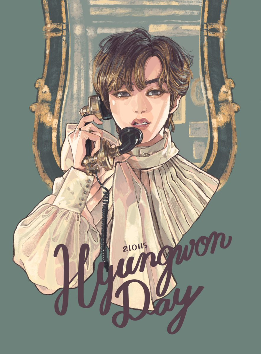 All your wishes will come true 🐢❤️ @OfficialMonstaX   #HBDtoHYUNGWON #형원이란_다정함이_내린_날 #형원