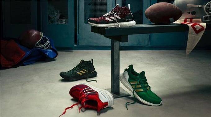 Check out #teamadidas Ultraboosts.  #football #adidasfootball #ultraboost #footballer #FootballLife