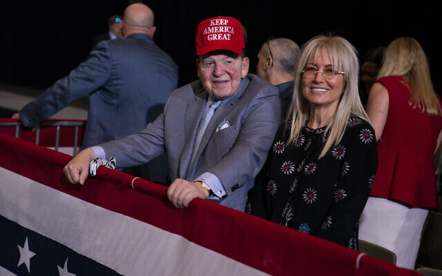 @CarolineGlick Few have damaged the US more than Sheldon Adelson and his IAC and RJC and the Execrable Carolinie Glick.  A direct line from their LIES and Propaganda to Trump's White Nationalist Insurrection of the US Capitol. https://t.co/RkscwYgSRo