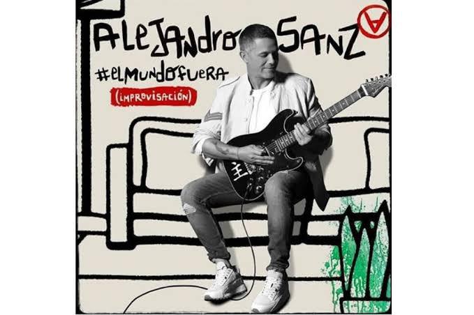 Hoy le doy gracias a: @AlejandroSanz gracias por esto #ElMundoFueraLaPelicula 🙏🏻💜✨ h a todos los que son parte de esta joya 💜✨
