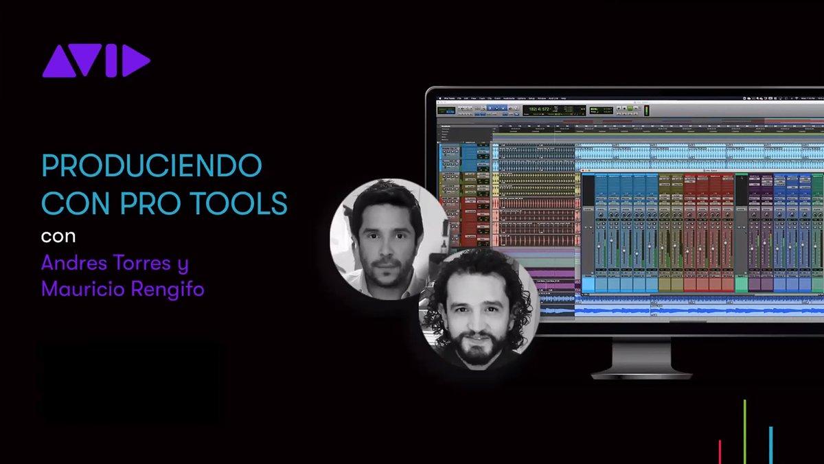 Descubre como Pro Tools ayudó a Andrés Torres y Mauricio Rengifo a producir éxitos como Despacito y Robarte Un Beso.  ▶️    #despacito #protools #protoolstips #avidlatam #audiowebinar