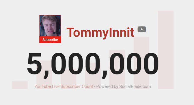 AYY CONGRATS TOMMY! You deserve this and I'm so happy for you!!!