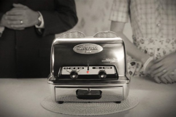 I have been looking for a new toaster, I found one. #WandaVision #shopDisney @shopDisney are you working on this? @MouseTVLMatters