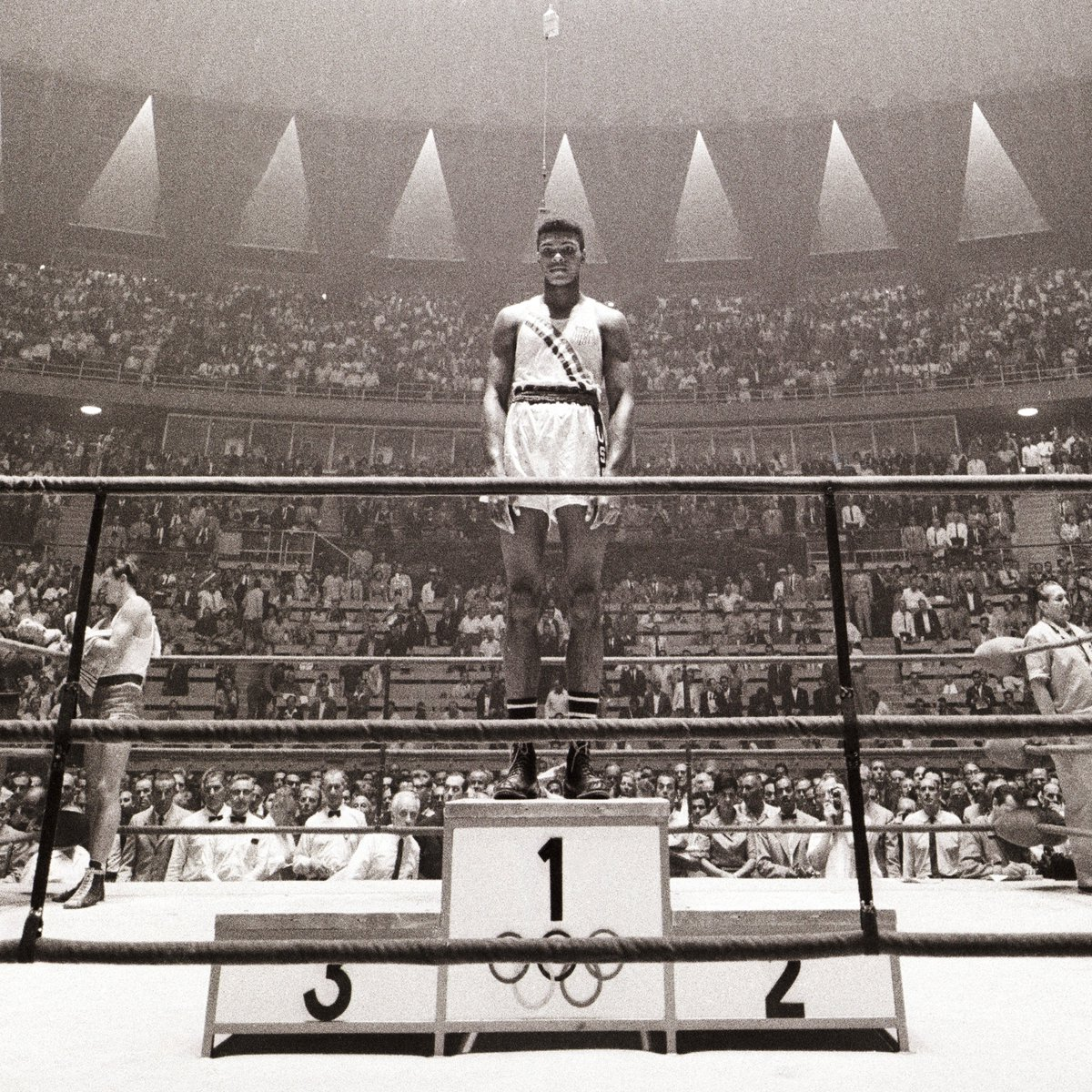 Muhammad Ali was born 79 years ago today. A legend among legends.