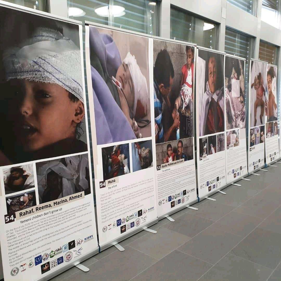 بعون الله بدأت بنشر يومياً منذ تاريخ 15/1/2021 عدد من فيديوهات القصيرة التي توثيق جرائم الحوثيين الاٍرهابين ضد الشعب اليمني الشقيق، مترجمين للغة الانجليزية.  #الحوثي_منظمة_إرهابية