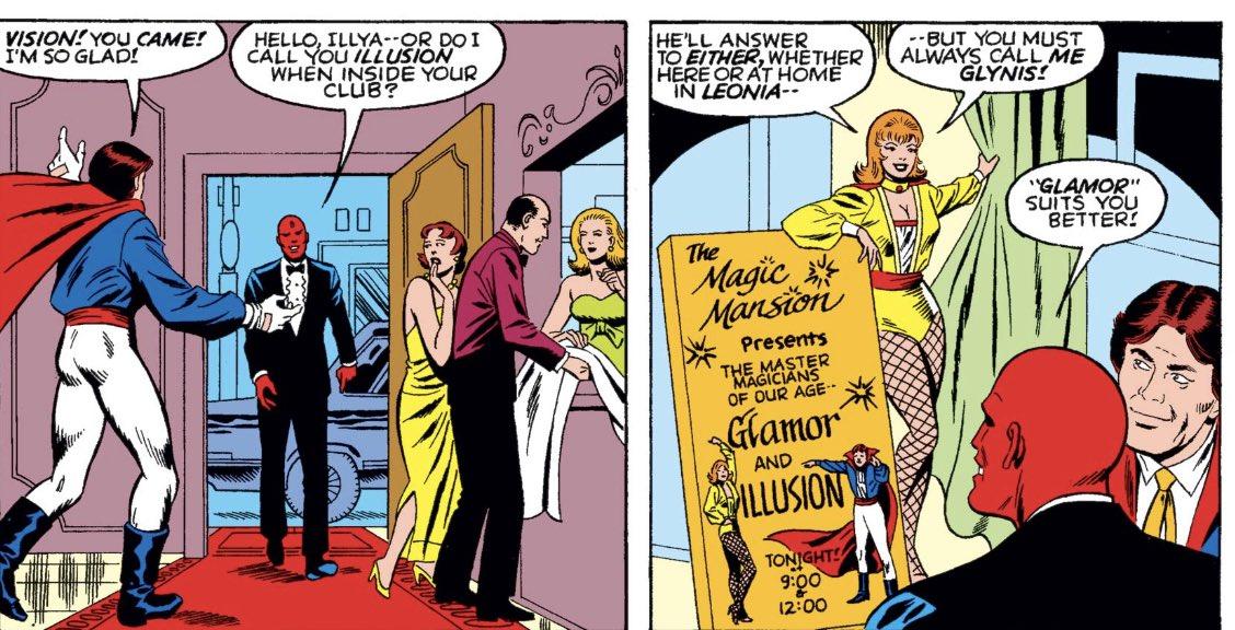 Those who know, know. #WandaVision #avengers #mcu