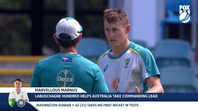 Cricket News (Cricket Australia vs India, fourth Test 2021, Gabba, Shane Warne comments, Marnus Labuschagne, video, batting score) has been published on https://t.co/Ab8IaOaQA8 - https://t.co/EZWOIOBH4L https://t.co/CnJ1uDhxrX