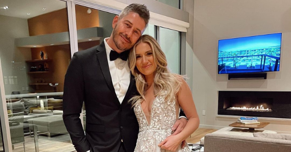 Even after recently celebrating their two year anniversary and announcing they're expecting twins (!), rumors still swirled that #BachelorNation's Lauren Burnham and Arie Luyendyk Jr. were separating.