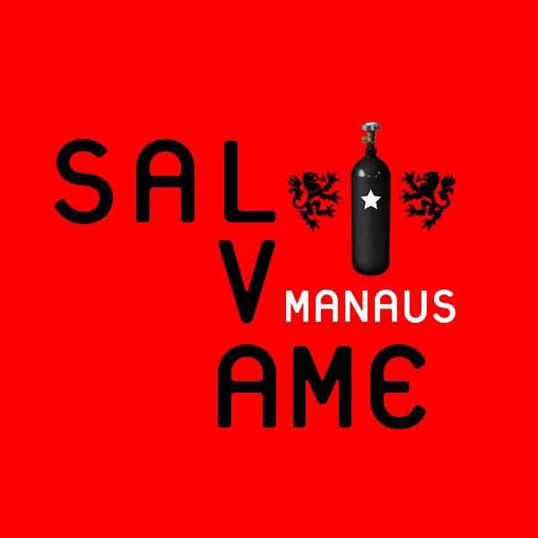 Amigos! Estamos arrecadando dinheiro para comprar oxigênio para Manaus. Amanhã às 14h vamos subir a tag SALVAME MANAUS para que todos vejam e possam ajudar! Aceitamos doações de qualquer valor 🙏🏻 Picpay @VaquinhaRBD