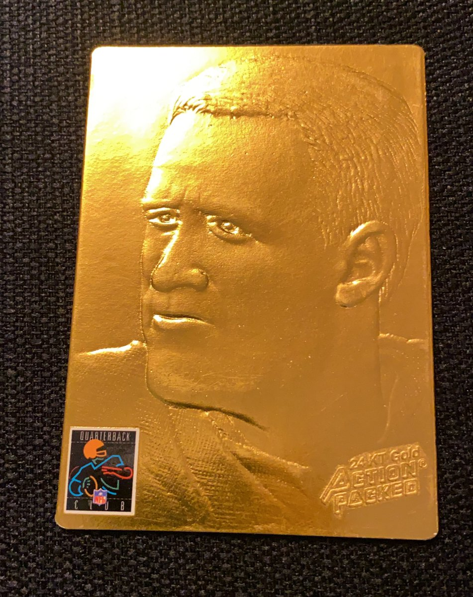 @WatchTheBreaks a 24 KT Jim Everett ! I had gold the whole time!