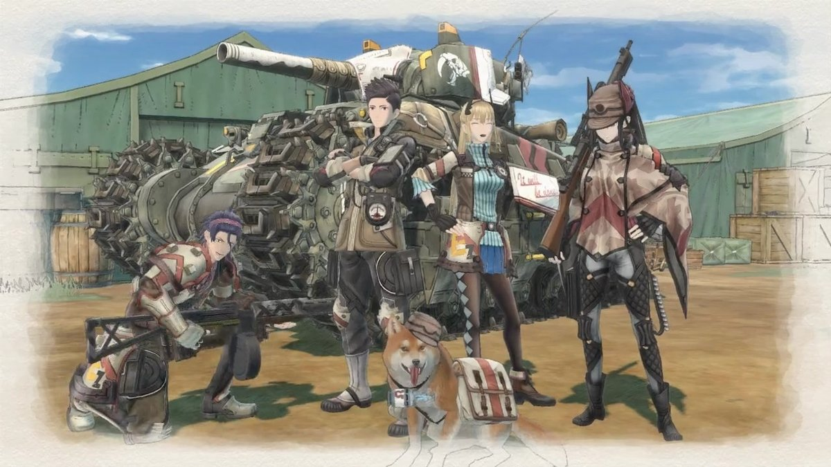 My 5th finished game of 2021 is Valkyria Chronicles 4  A series I've really enjoyed but for one reason or another never finished. Well that's changed now!  Had a great time with the combat which is fairly strategic. I just might have to go back and finish the first  #1FinishAWeek